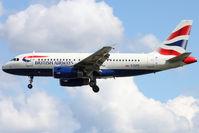 G-EUPZ @ LSGG - Landing in 03 from London Heathrow