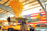N45042 @ 4S2 - at Western Antique Aeroplane & Automobile Museum at Hood River, Oregon