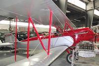 N136W @ 4S2 - at Western Antique Aeroplane & Automobile Museum at Hood River, Oregon