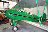 N143Y @ 4S2 - at Western Antique Aeroplane & Automobile Museum at Hood River, Oregon