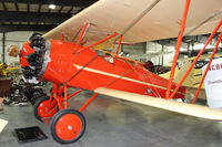 N945V @ 4S2 - at Western Antique Aeroplane & Automobile Museum at Hood River, Oregon