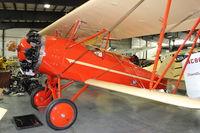 N945V @ 4S2 - at Western Antique Aeroplane & Automobile Museum at Hood River, Oregon