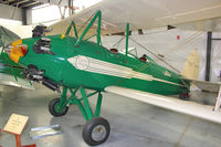 N11715 @ 4S2 - at Western Antique Aeroplane and Automobile Museum at Hood River, Oregon