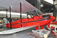 N605N @ 4S2 - at Western Antique Aeroplane and Automobile Museum at Hood River, Oregon