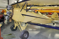 N682M @ 4S2 - at Western Antique Aeroplane and Automobile Museum at Hood River, Oregon