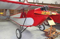 N10115 @ 4S2 - at Western Antique Aeroplane and Automobile Museum at Hood River, Oregon
