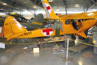 N63557 @ 4S2 - at Western Antique Aeroplane and Automobile Museum at Hood River, Oregon