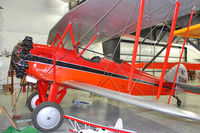 N516M @ 4S2 - at Western Antique Aeroplane and Automobile Museum at Hood River, Oregon