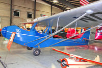 N671V @ 4S2 - at Western Antique Aeroplane and Automobile Museum at Hood River, Oregon