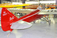 N365Y @ 4S2 - at Western Antique Aeroplane and Automobile Museum at Hood River, Oregon