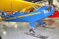 N16743 @ 4S2 - at Western Antique Aeroplane and Automobile Museum at Hood River, Oregon