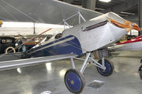 N7157A @ 4S2 - at Western Antique Aeroplane and Automobile Museum at Hood River, Oregon