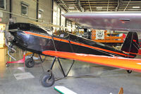 N11016 @ 4S2 - at Western Antique Aeroplane and Automobile Museum at Hood River, Oregon