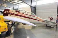 N5199V @ 4S2 - at Western Antique Aeroplane and Automobile Museum at Hood River, Oregon