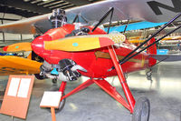 N151Y @ 4S2 - at Western Antique Aeroplane and Automobile Museum at Hood River, Oregon