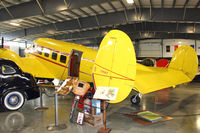 N18BY @ 4S2 - at Western Antique Aeroplane and Automobile Museum at Hood River, Oregon