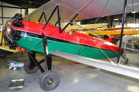 N7662 @ 4S2 - at Western Antique Aeroplane and Automobile Museum at Hood River, Oregon
