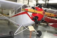 N18008 @ 4S2 - at Western Antique Aeroplane and Automobile Museum at Hood River, Oregon