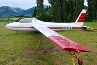 N5757S @ 4S2 - 1968 Schweizer SGS 2-32, c/n: 57