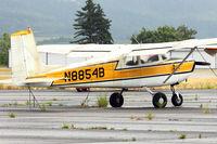 N8854B @ 4S2 - 1958 Cessna 172, c/n: 36554