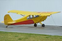 N81513 @ 4S2 - 1945 Aeronca 7AC, c/n: 7AC-135