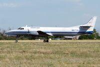 N671AV @ HRI - 1987 Fairchild SA227-AC, c/n: AC671 - by Terry Fletcher