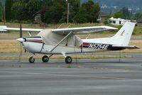 N5754E @ 4S2 - 1978 Cessna 172N, c/n: 17271934