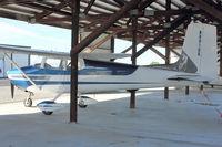 N8916B @ HRI - 1958 Cessna 172, c/n: 36716 - by Terry Fletcher