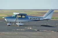 N7974X @ PDT - 1961 Cessna 172B, c/n: 17248474