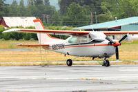 N8296M @ 4S2 - Cessna T210K, c/n: T21059296
