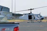 N41109 @ PDT - Bell UH-1H, c/n: 11968 ex USAF 69-15680