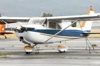 N7008E @ 4S2 - 1960 Cessna 175A, c/n: 56508