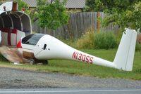 N130SS @ 4S2 - 1976 Burkhart Grob Flugzeugbau G102 ASTIR CS, c/n: 1228