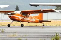 N185PT @ 4S2 - 1964 Cessna 185C, c/n: 185-0760