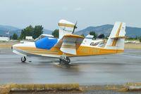 N6176V @ 4S2 - 1977 Consolidated Aeronautics Inc. LAKE LA-4-200, c/n: 829