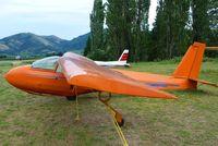 N2964H @ 4S2 - 1979 Schweizer SGS 2-33A, c/n: 554
