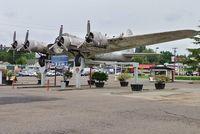 44-85790 - 1944 Boeing B-17G-105-VE Flying Fortress, c/n: 8699 at Oak Grove , Portland , Oregon
