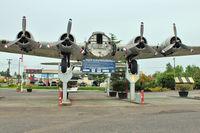 44-85790 - 1944 Boeing B-17G-105-VE Flying Fortress, c/n: 8699 at Oak Grove , Portland Oregon - by Terry Fletcher