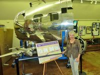44-85790 - 1944 Boeing B-17G-105-VE Flying Fortress, c/n: 8699 - restoration project - headed by Punky Scott - daughter of the late owner , Art Lacey - by Terry Fletcher