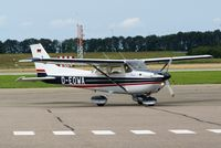 D-EOWA @ EHLE - Arriving at Lelystad Airport - by Jan Bekker