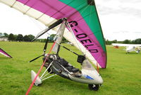 G-OELD @ EICL - Photographed at the Clonbullogue fly-in July 2012 - by Noel Kearney