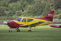 N9AC @ EGHR - Parked at Goodwood West Sussex UK