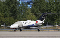 M-AJDM @ LOWW - Mazia Investments Cessna 525A - by Thomas Ranner