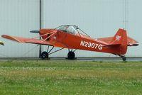 N2907G @ 4S2 - 1959 Callair A-6, c/n: 262