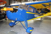 N21041 @ 4S2 - At Western Antique Aeroplane & Automobile Museum in Hood River , Oregon