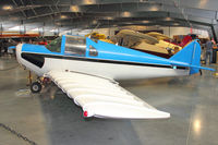 N8323H @ 4S2 - At Western Antique Aeroplane & Automobile Museum in Hood River , Oregon
