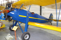 N853H @ 4S2 - At Western Antique Aeroplane & Automobile Museum in Hood River , Oregon
