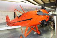 N14K @ 4S2 - At Western Antique Aeroplane & Automobile Museum in Hood River , Oregon