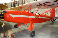 N2816 @ 4S2 - At Western Antique Aeroplane & Automobile Museum in Hood River , Oregon
