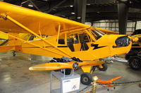 N30210 @ 4S2 - At Western Antique Aeroplane & Automobile Museum in Hood River , Oregon